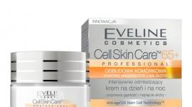 Cell Skin Care 65+ PROFESSIONAL ODBUDOWA KOMÓRKOWA LIFESTYLE, Uroda - CELL SKIN CARE™ ODBUDOWA KOMÓRKOWA to profesjonalny program odmładzający opracowany przez ekspertów laboratoriów Eveline Cosmetics w oparciu o najnowsze osiągnięcia współczesnej kosmetologii i medycyny estetycznej.