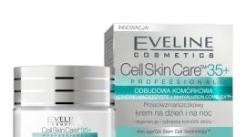 Cell Skin Care 35+ PROFESSIONAL ODBUDOWA KOMÓRKOWA LIFESTYLE, Uroda - CELL SKIN CARE™ ODBUDOWA KOMÓRKOWA to profesjonalny program odmładzający opracowany przez ekspertów laboratoriów Eveline Cosmetics w oparciu o najnowsze osiągnięcia współczesnej kosmetologii i medycyny estetycznej.