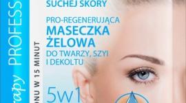 PRO-REGENERUJĄCA MASECZKA ŻELOWA DO TWARZY, SZYI I DEKOLTU Eveline Cosmetics LIFESTYLE, Uroda - DLA BARDZO SUCHEJ SKÓRY