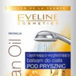 Ujędrniająco – wygładzający balsam do ciała pod prysznic 3 w 1 Eveline Cosmetic