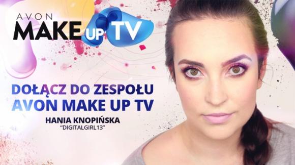 Zdobądź pracę marzeń, zostań redaktorką AVON MakeUp TV!