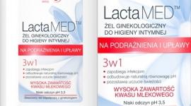Żel do Higieny Intymnej LactaMED™ 3w1 Eveline Cosmetics – podrażnienia i upławy