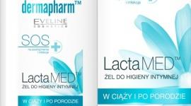 Żel do Higieny Intymnej LactaMED™ 3w1 Eveline Cosmetics podczas ciąży i połogu