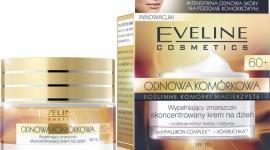 Regenerujący krem na dzień 60+ Eveline Cosmetics ODNOWA KOMÓRKOWA LIFESTYLE, Uroda - Regenerujący krem na dzień 60+ Eveline Cosmetics przeznaczony do codziennej pielęgnacji każdego rodzaju skóry, również wrażliwej, po 60 roku życia.