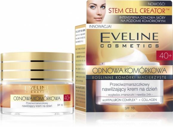 krem na dzień 40+ Eveline Cosmetics ODNOWA KOMÓRKOWA