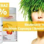Skuteczna regeneracja olejkiem Cupuacu i koenzymem Q10!
