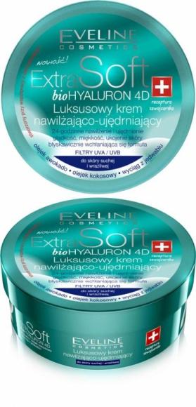 Eveline Cosmetics Luksusowy krem nawilżająco – ujędrniający bioHyaluron 4D