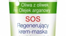 Eveline Cosmetics Regenerujący krem-maska do rąk i paznokci SOS Extra SOFT LIFESTYLE, Uroda - Ulga dla suchej i spierzchniętej skóry