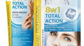 Eveline Cosmetics nowa seria kosmetyków 8w1 Total Action