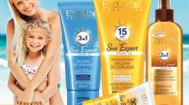 Opalanie z Eveline Cosmetics seria kosmetyków Sun Expert