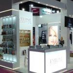 Eveline Cosmetics na targach kosmetycznych Beauty World Middle East 2015