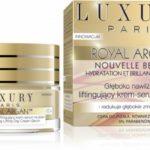 LUXURY PARIS Głęboko nawilżający liftingujący krem-serum na dzień 60+