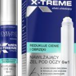 Eveline Cosmetics ROLL ON NAWILŻAJĄCY ŻEL POD OCZY MEN X-TREME