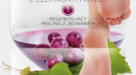 Eveline Cosmetics ROYAL SPA PEDICURE ULTRAODŻYWCZY ZABIEG Z CZERWONYM WINEM
