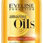 Eveline Cosmetics Regenerujący olejek do ciała, twarzy i włosów amazing Oils