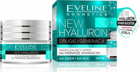 Eveline Cosmetics NEW HYALURON™ Nawilżający krem na pierwsze zmarszczki