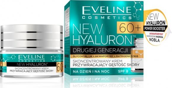 Eveline Cosmetics NEW HYALURON™ Krem Przywracający Gęstość Skóry