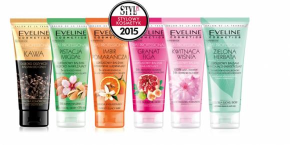 """Eveline Cosmetics otrzymał nagrodę """"Stylowy Kosmetyk 2015"""""""