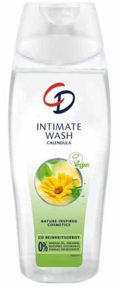 Delikatna pielęgnacja stref intymnych Nowy płyn do higieny intymnej CD
