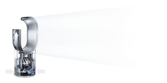 Nowy nawilżacz powietrza Dyson pozwoli utrzymać optymalną wilgotność w domu