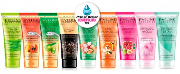 PRIX DE BEAUTÉ 2016 magazynu Cosmopolitan dla Eveline Cosmetics