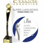 Eveline Cosmetics Super Luksusową Marką Roku 2016