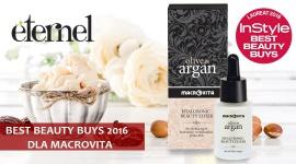 InStyle Best Beauty Buys 2016 dla MACROVITA