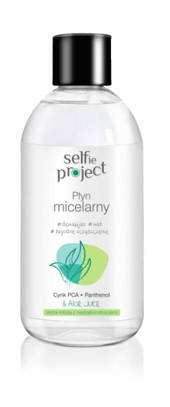 Selfie Project Płyn micelarny