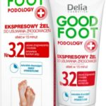 Good Foot Podology. Nowa linia kosmetyków do pielęgnacji stóp od Delia Cosmetic