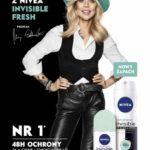 Bądź trendy - odśwież swój styl z nową odsłoną NIVEA Invisible