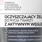 Eveline Cosmetics Oczyszczający Żel do Mycia Twarzy z aktywnym węglem