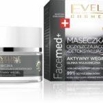 Eveline Cosmetics Maseczka Oczyszczająco – Detoksykująca z linii Facemed+