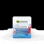 Innowacyjna gama produktów Aqua Bomb - nawilżająca moc składników aktywnych