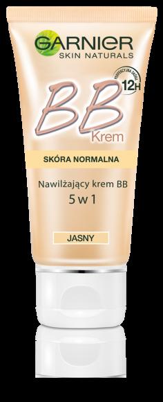 Naturalny efekt lekkiego makijażu wedługGarnier Skin Naturals