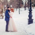4 powody, dla których warto wziąć ślub zimą