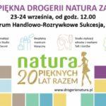 Strefa piękna z okazji 20. urodzin Drogerii Natura
