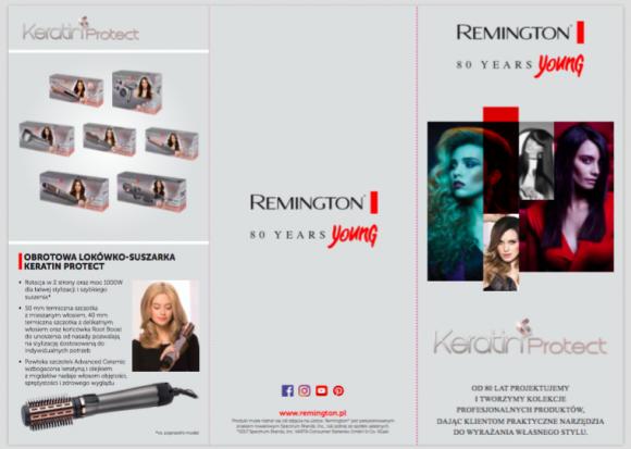 """8 dekad istnienia marki Remington i jej nowa kampania """"80 Years Young"""""""