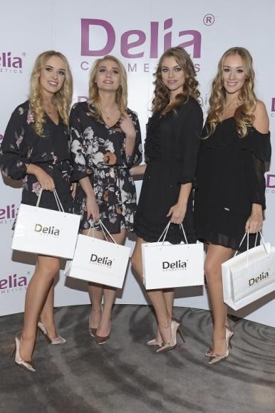 Konferencja prasowa z finalistkami konkursu Miss Polonia 2017 Delia Cosmetics o
