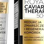 Eveline Cosmetics krem pod oczy i na powieki z serii Royal Caviar Therapy™