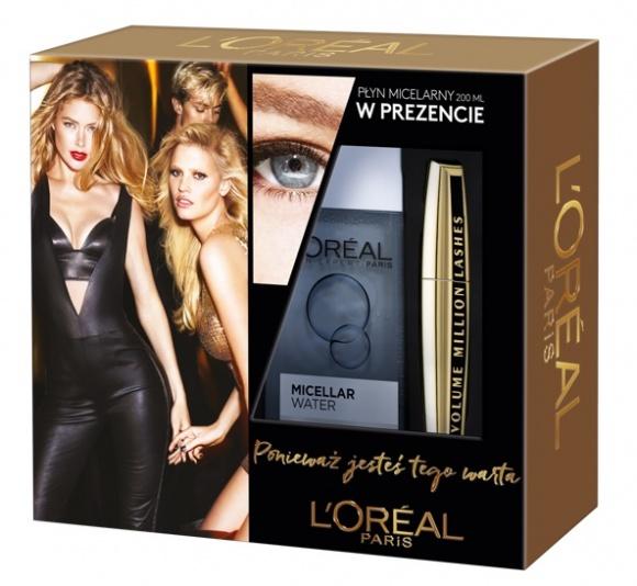 Zestawy świąteczne od L'Oréal Paris