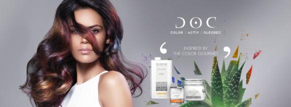 Doc Color – pierwsza koloryzacja bez wody !