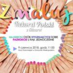 Zmaluj Rekord Polski podczas Dni Gorzowa 2018