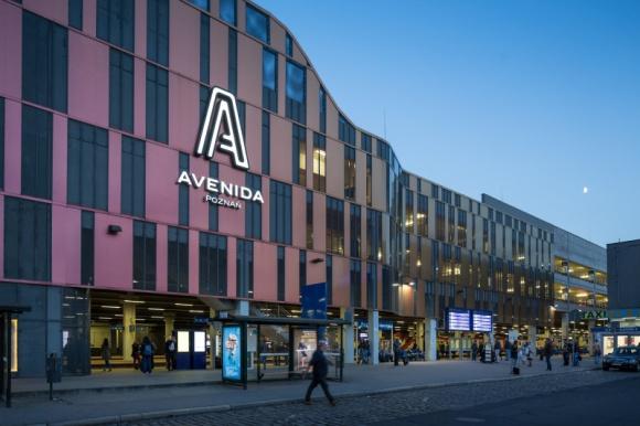 Avenida Poznań z nowym konceptem kosmetycznym