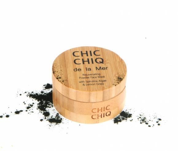CHIC CHIQ- Nawilżająca i odżywcza maseczka z algami Spirulina