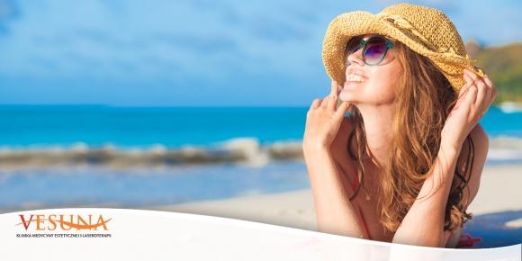 Jak zadbać o skórę po wakacjach?