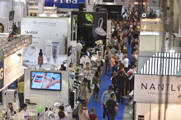 Największe targi kosmetyki profesjonalnej przez 5 lat w Global Expo