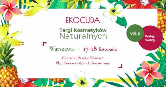 Jubileuszowa 5. edycja Ekocudów w Warszawie!