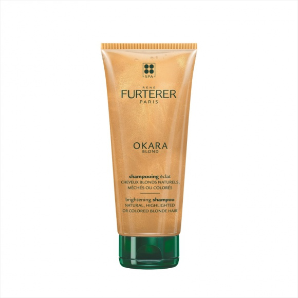 RENE FURTERER OKARA BLOND szampon rozjaśniający i rozświetlający włosy blond