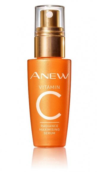 Poznaj najskuteczniejsze serum AVON ANEW z witaminą C