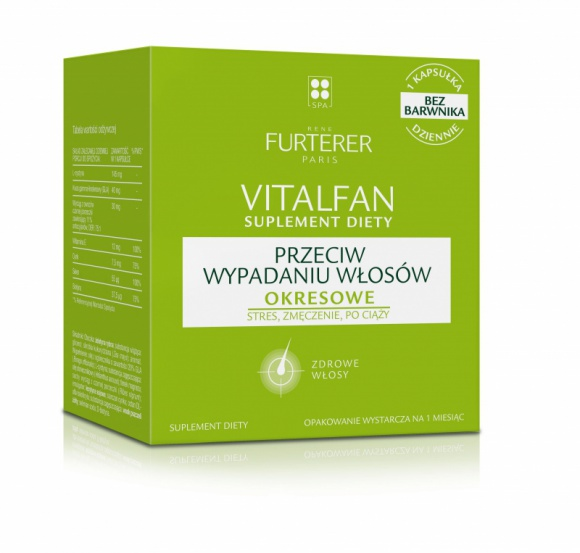 Rene Furterer Vitalfan przeciw okresowemu wypadaniu włosów